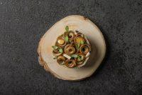 Tartaleta-de-portobellos-y-trufa-restaurante-Fierro